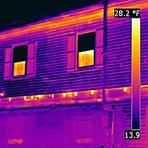 Infrared Energy Inspections