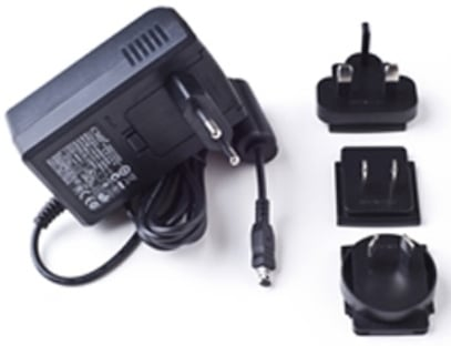 Power Supply, incl. multi plugs E-Series Camera