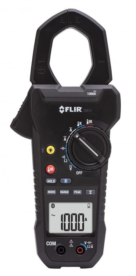 FLIR CM78 1000A CLAMP METER
