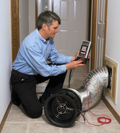 Energy Conservatory Minneapolis Duct Blaster System