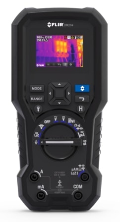 FLIR DM284 Imaging Multimeter with IGM