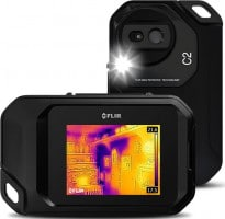 FLIR C2 Price Reduced $200 to $499!!!  Powerful Pocket-Sized, Full Featured Infrared Camera