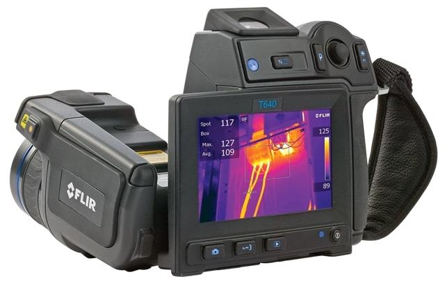 FLIR T660 Highest Quality Infrared Camera  55904-8522